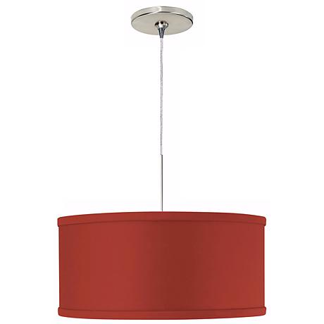 Mini Mulberry Red Tech Lighting Pendant Light