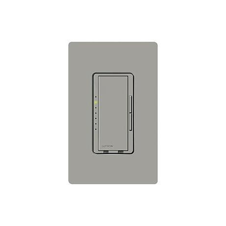 Lutron Maestro 1000 Watt Preset Single Pole Dimmer