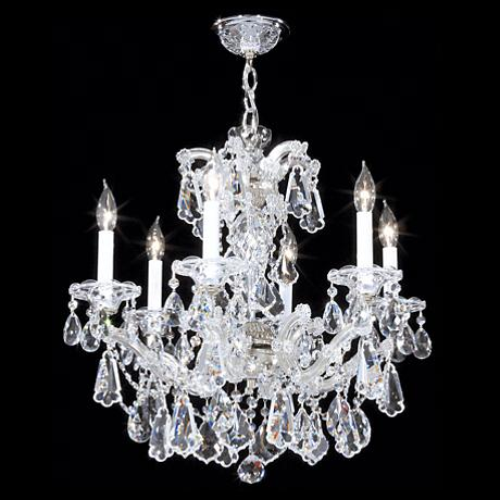 "James R. Moder Maria Teresa 23"" Wide Royal Chandelier"