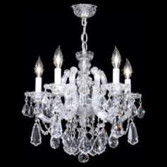 "James R. Moder 18"" Wide Maria Teresa Royal Chandelier"