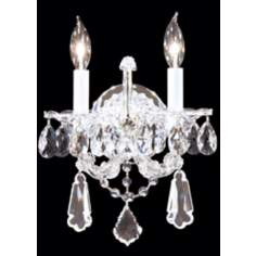 Crystal Sconces By LampsPlus.