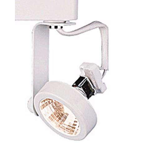 Gimble 50 Watt WAC Track Light in White