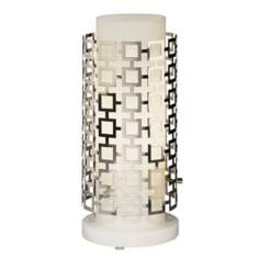 Jonathan Adler Parker Collection Uplight Table Lamp