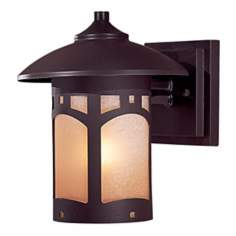 "Beacon Rhodes 8 3/4"" High Outdoor Wall Light"