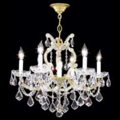"James R. Moder Maxfield 23"" Wide Chandelier"