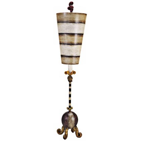 Flambeau Le Cirque Buffet Table Lamp