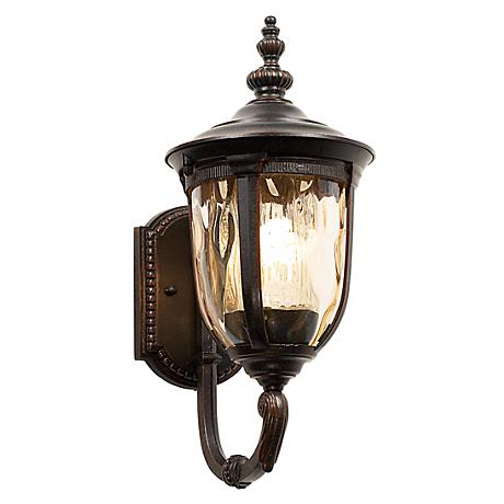 "Bellagio 16 1/2"" High Energy Efficient Upbridge Wall Light"