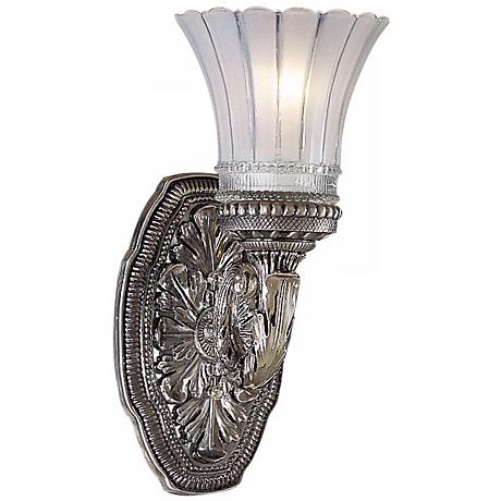 "Europa Collection 11 1/4"" High Wall Sconce"