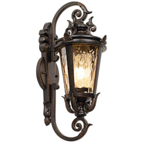 "Casa Marseille 21 1/2"" High Energy Efficient Wall Light"