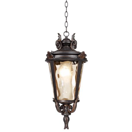 "Casa Marseille 23 3/4"" High Energy Efficient Hanging Light"