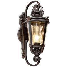"Casa Marseille 31"" High Energy Efficient Outdoor Wall Light"