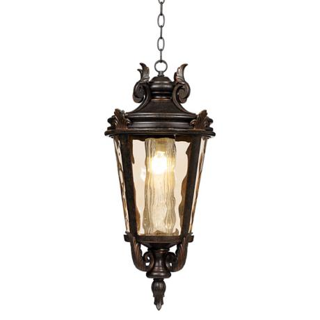 "Casa Marseille 26 1/4"" High Energy Efficient Hanging Light"