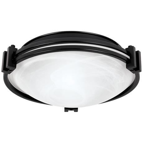 "Possini Euro Design 12 3/4"" Wide Ceiling Light Fixture"