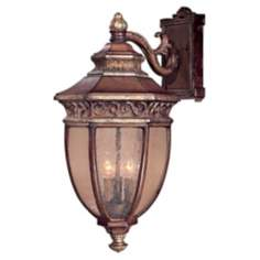 "Castle Ridge Collection 25 1/2"" High Outdoor Wall Light"