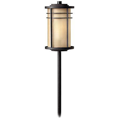 Hinkley Ledgewood Bronze Low Voltage Path Light