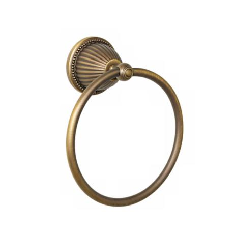 Antique English Towel Holder Ring