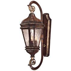 "Marietta Collection 27"" High Outdoor Wall Light"