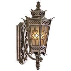 "La Avenio Collection 26 1/2"" High Outdoor Wall Light Fixture"