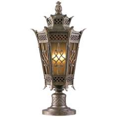 "La Avenio Collection 26 1/2"" High Outdoor Post Light"