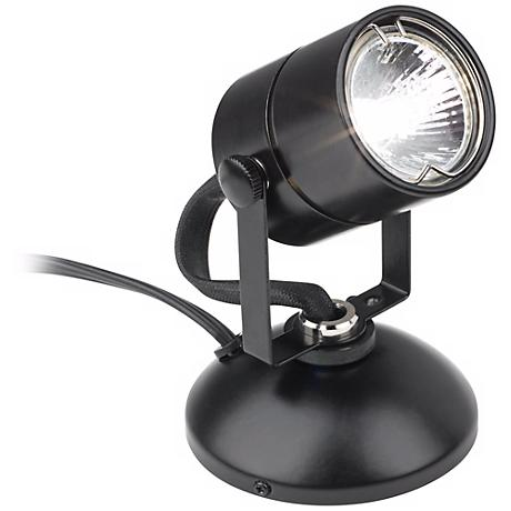 Lil Wonder Black Mini Upllight