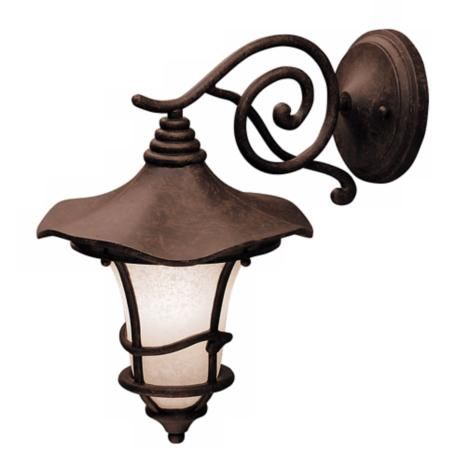 "Kichler Cotswold 14 1/2"" High Outdoor Wall Light"
