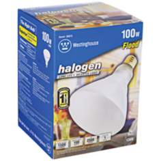 Westinghouse 100 Watt Halogen Flood Light Bulb