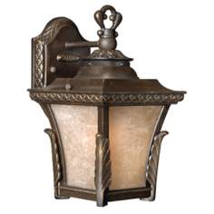 "Brynmar Collection 12"" High Outdoor Wall Light"