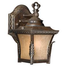 "Hinkley Brynmar Collection 8 3/4"" High Outdoor Wall Light"