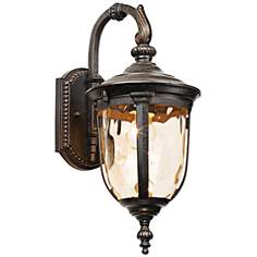 "Bellagio™ 16 1/2"" High Downbridge Outdoor Wall Light"