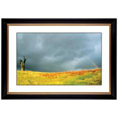 "After The Rain Giclee 41 3/8"" Wide Wall Art"