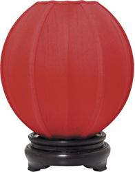 Bickett Tobin Red Lamp