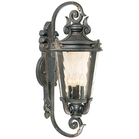 "Casa Marseille™ 31"" High Outdoor Wall Lamp"