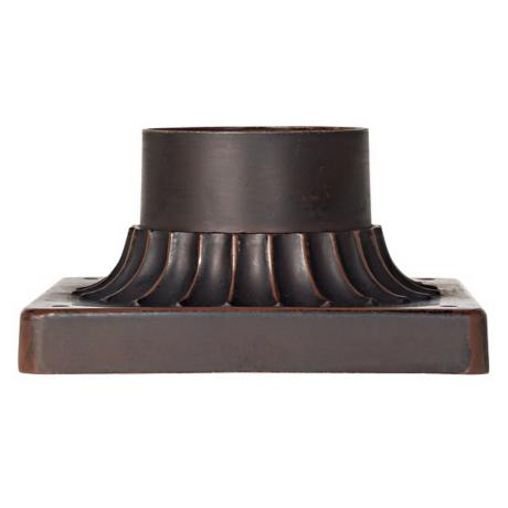 Bronze Post Mount Adapter