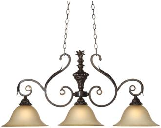 "Kathy Ireland Ramas de Luces Bronze 40"" Wide Chandelier (48386) 48386"