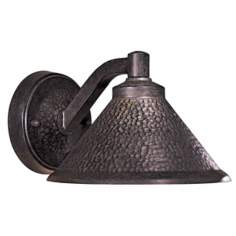 "Kirkham 8 1/2"" Wide Dark Sky Outdoor Wall Light"