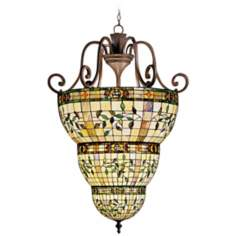 Kichler Elegante Collection Large Foyer Pendant Chandelier