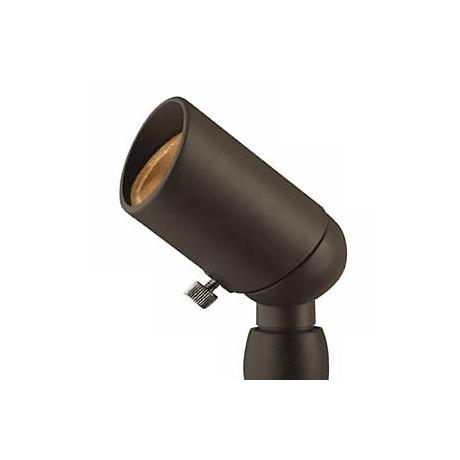 Hinkley Small Bronze Low Voltage Landscape Spotlight