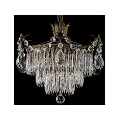 Schonbek Rhone Collection Pendant Chandelier