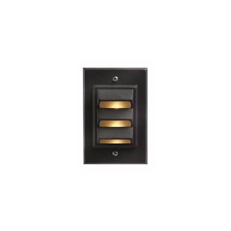 Hinkley Bronze Finish Vertical Deck Light