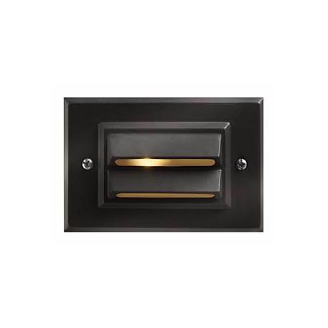 Hinkley Bronze Finish Low Voltage Horizontal Deck Light