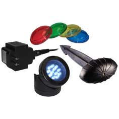 Luminosity All-In-One 12 LED Pond Light Kit