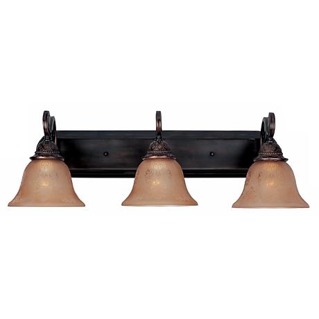 "Symphony Oil-Rubbed Bronze 26"" Wide Bathroom Fixture"