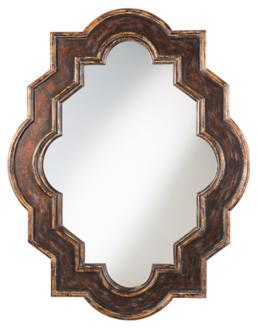 Bronze Wall Mirror