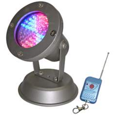Luminosity Remote Control 60 LED Pond Light