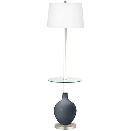 Turbulence Ovo Tray Table Floor Lamp