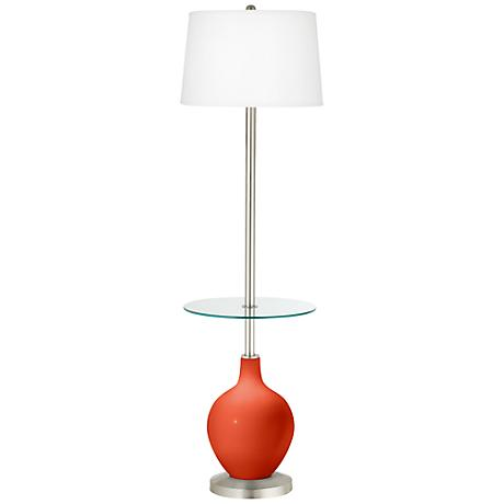 Daredevil Ovo Tray Table Floor Lamp