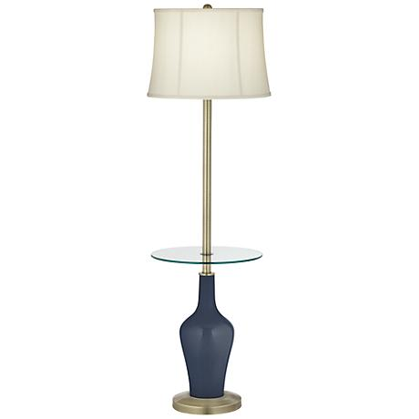 Naval Anya Tray Table Floor Lamp