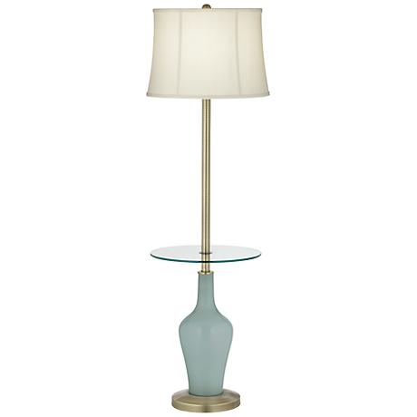 Aqua-Sphere Anya Tray Table Floor Lamp