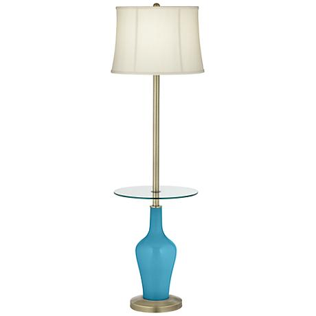 Jamaica Bay Anya Tray Table Floor Lamp