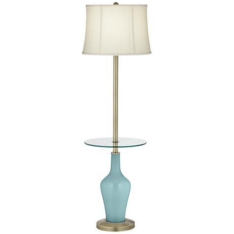 Raindrop Anya Tray Table Floor Lamp